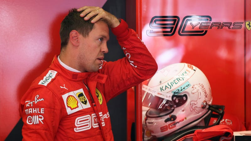 Illustration for article titled Helmut Marko Says Sebastian Vettel Needs to Leave Ferrari to Get His Groove Back