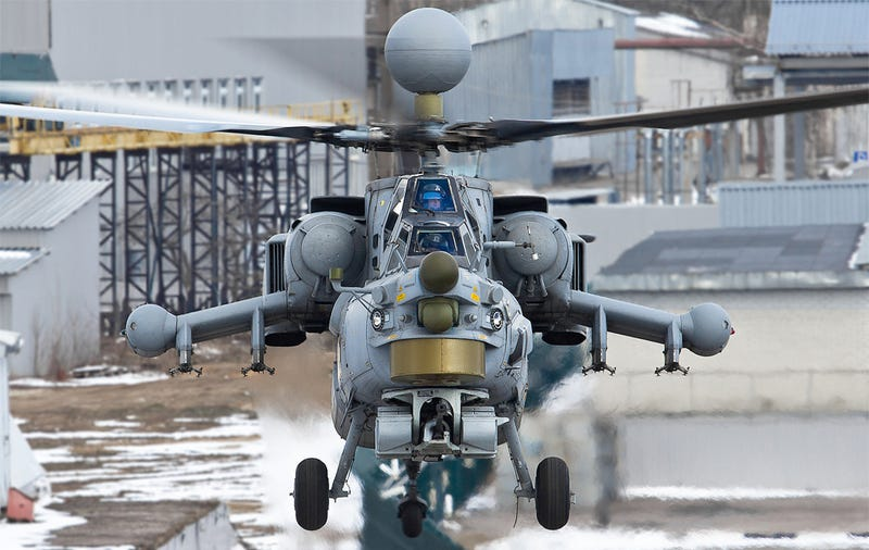 Photo credit of Mi-28: Timofey Nikishin. See more of his work here http://www.airliners.net/search/photo.s…