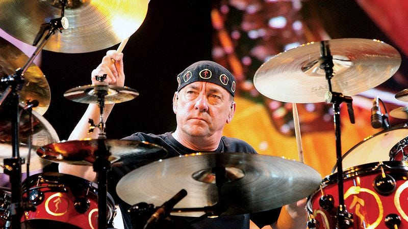 Neil Peart Presents Neil Peart S Drum Guide