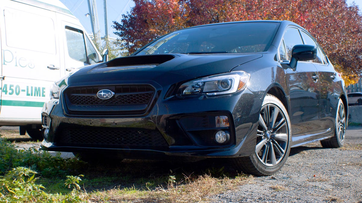 The 2015 Subaru WRX Isn't Dead With A CVT, It Just Smells Funny