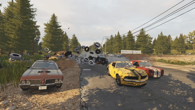 Illustration for article titled Next Car Game: Early Access Look