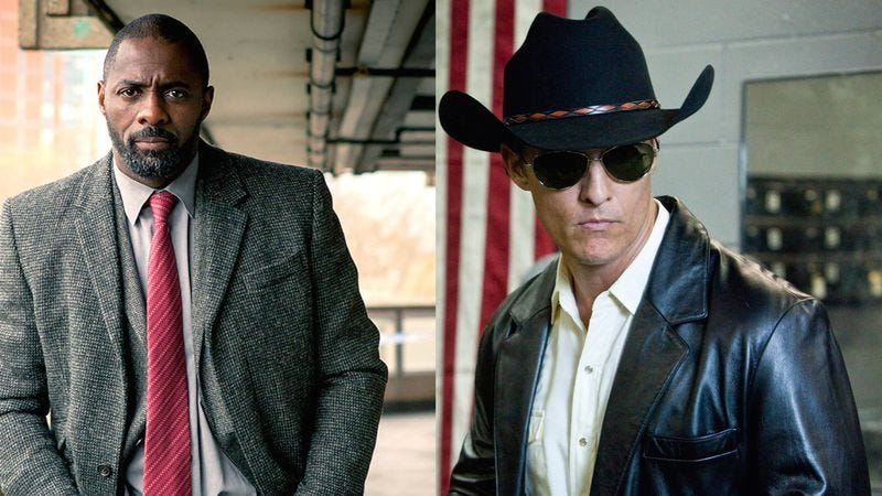 Illustration for article titled Idris Elba and Matthew McConaughey confirmed to star in The Dark Tower
