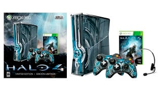 Illustration for article titled Custom Halo 4 Xbox 360 Bundle Leaks Ahead of Microsoft's Official Announcement