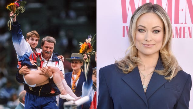 "Olivia Wilde on directing Kerri Strug biopic Perfect: ""Best script I've ever read"""