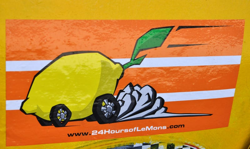 Illustration for article titled Who's going to this weekend's LeMons race at Gingerman?