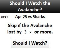 Illustration for article titled Should I Watch Tells You if a Sports Game Is Worth Watching
