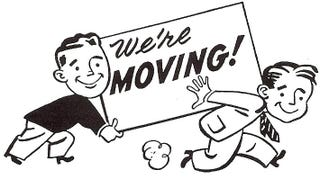 Illustration for article titled Yaaaawn. Good Morning Open Thread (aka Moving Day)
