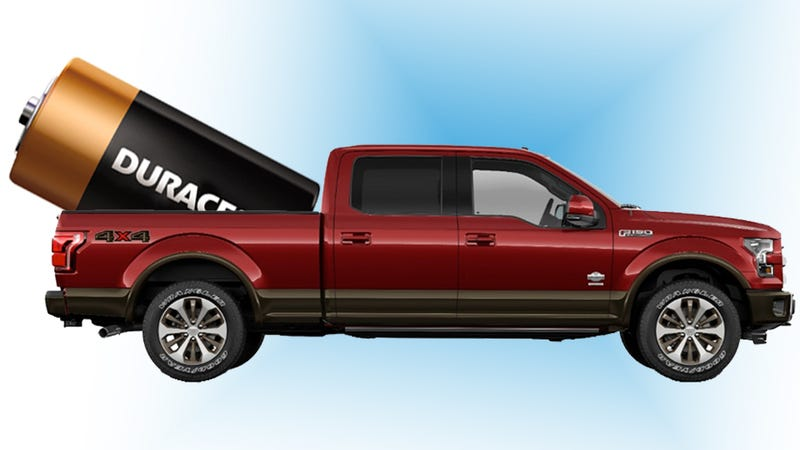 Illustration for article titled Ford Is Planning A Rear-Wheel Drive Hybrid: Will It Be F-150 Or Mustang?