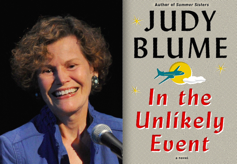 Illustration for article titled Judy Blume's New Book (!) Is About a Plane Crash Mystery in New Jersey