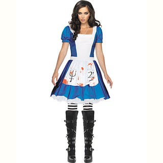 Illustration for article titled American McGee's Alice Has Officially-Licensed Cosplay
