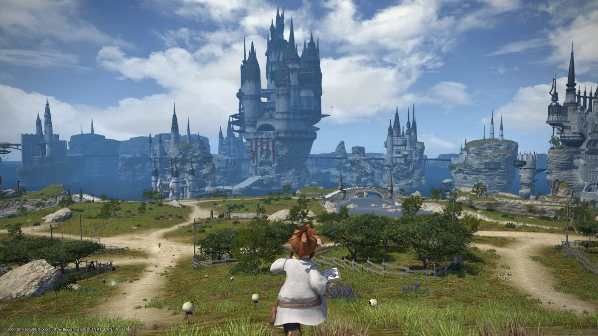 Go Fo(u)rth, Warrior of Light! Final Fantasy XIV PS4 Impressions