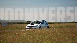 Rallying with Subaru on the Isle of Man