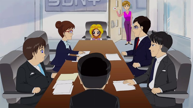 Illustration for article titled South Park's Japanese is Truly Horrible, Yet Hilarious