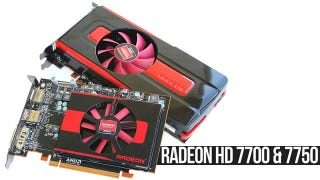 Illustration for article titled Putting AMD's Budget-Friendly Radeon HD 7700 Starting Lineup to the Test