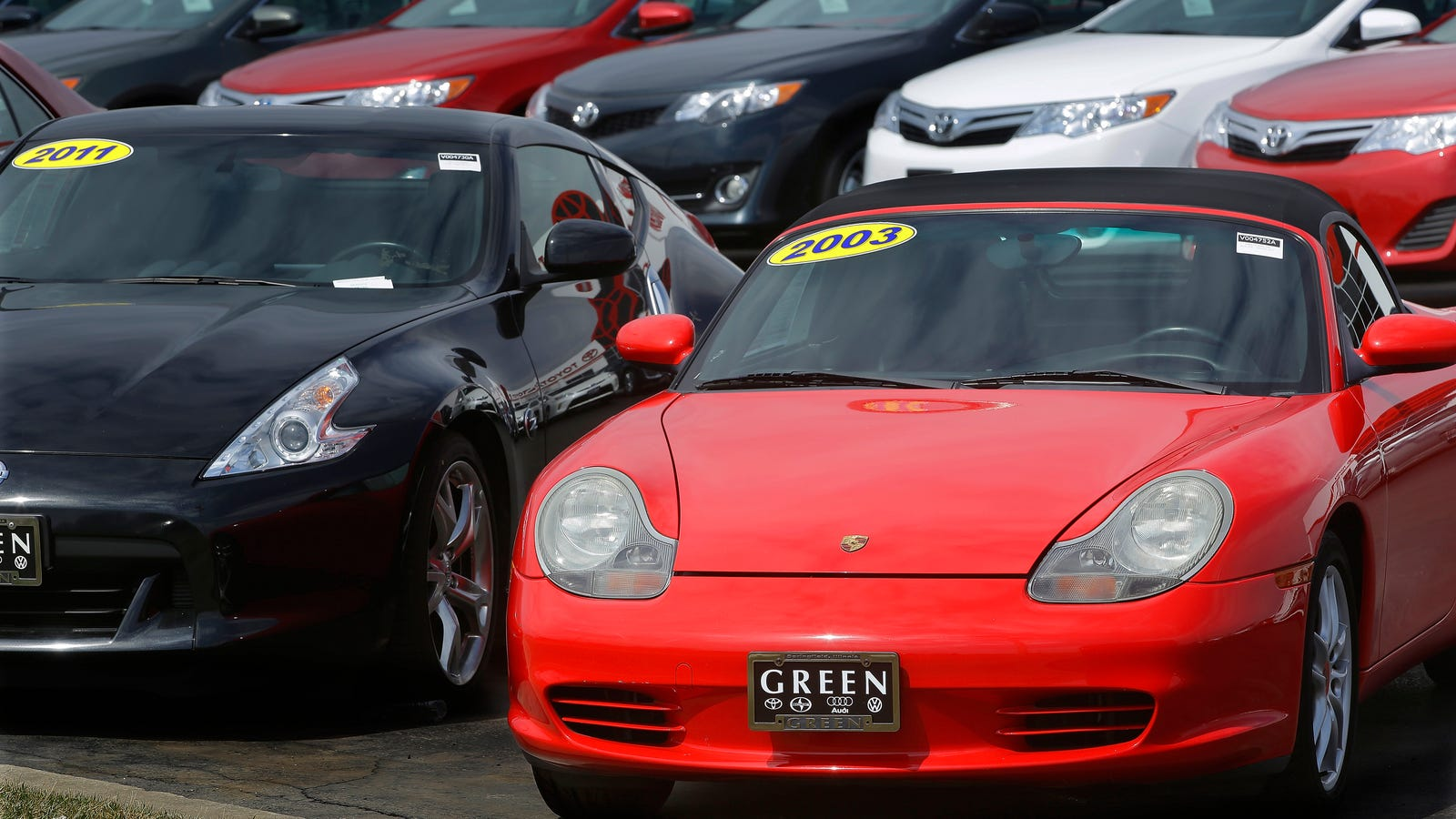 How To Sell A Used Car In A Buyers\' Market