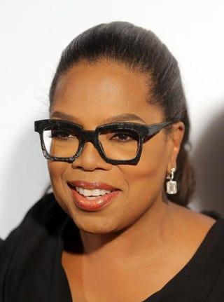Oprah WinfreyJemal Countess/Getty Images