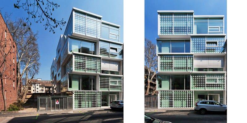 Illustration for article titled A Medve utcai irodaházról ír a világ legolvasottabb építészlapja
