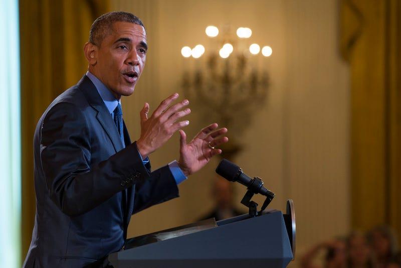 Illustration for article titled President Obama Grants Clemency To 46 Drug Offenders