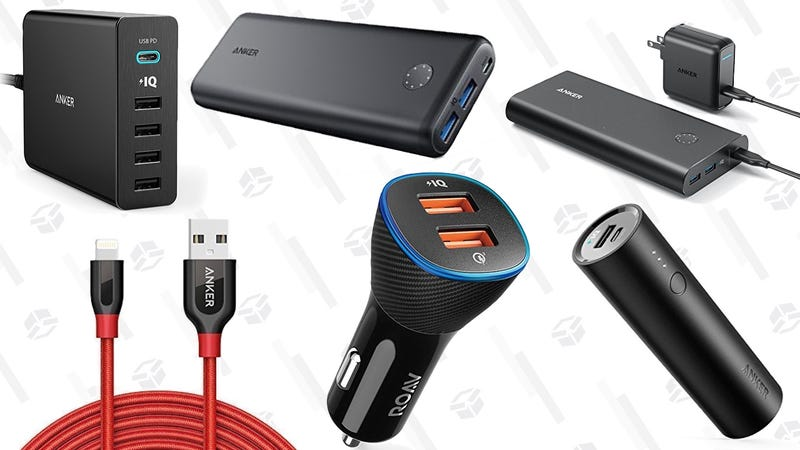 Anker Prime Only Gold Box | Amazon