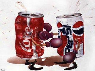 Illustration for article titled Cuando la brutal guerra de los refrescos de cola llegó al espacio