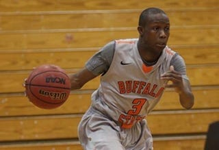 Bradley Doyley spent two-and-a-half years on Buffalo State College's basketball team. SUNY BUFFALO STATE COLLEGE