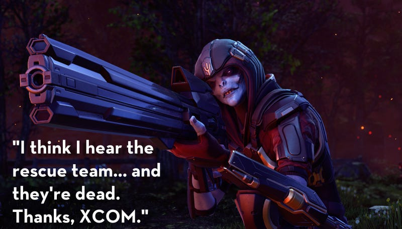 Illustration for article titled XCOM 2: War Of The Chosen, As Told By Steam Reviews