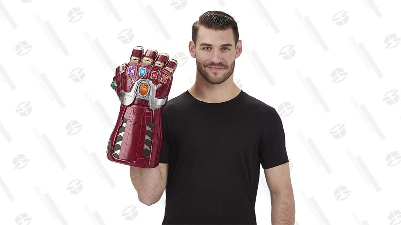 Avengers Marvel Endgame Power Gauntlet | $100 | Amazon