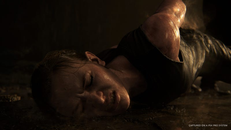 Screenshot: The Last Of Us Part II