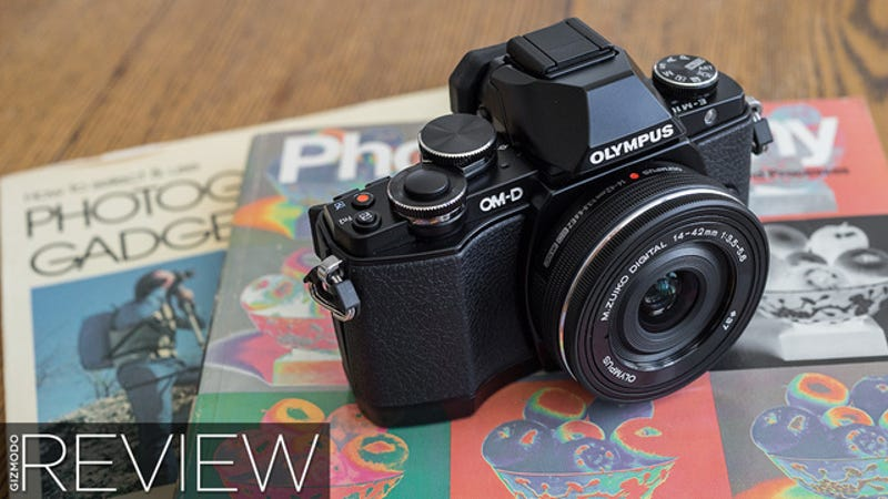 Illustration for article titled ​Olympus OM-D E-M10 Review: A Classic Camera Made Adorably Small