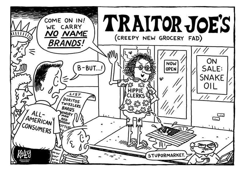 Illustration for article titled Trade Deficit