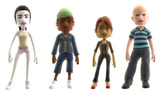 Illustration for article titled Xbox 360 Avatars Now Short Shorts Ready