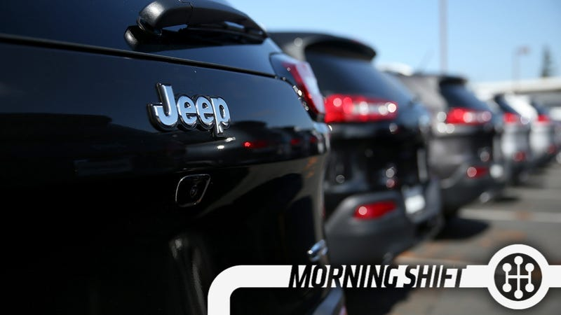 Illustration for article titled Jeep Is Probably Going To Sell One Million Vehicles This Year