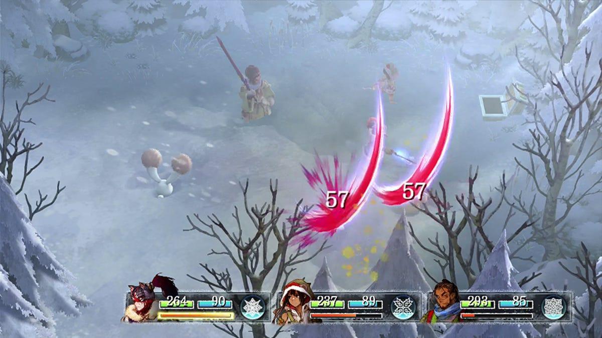 Chrono Trigger's Excellent Battle System Returns