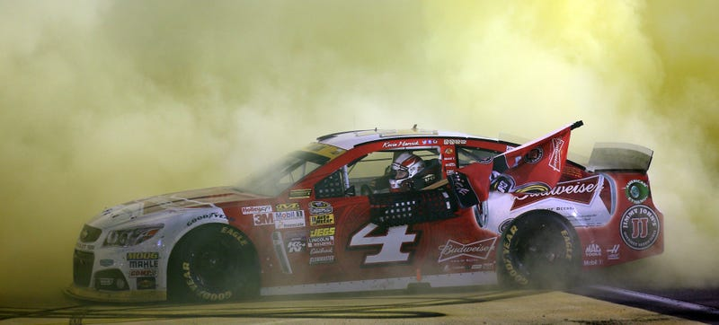 Illustration for article titled The Chase For The Sprint Cup Proves Playoffs Don't Work For Auto Racing