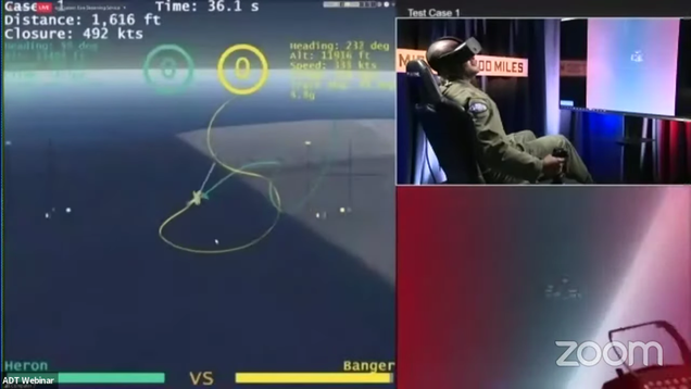 AI Murder Machine Kicks Air Force Pilot s Ass in DARPA s Simulated Dogfight Contest