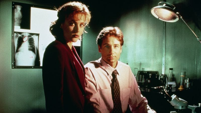 Illustration for article titled 10 must-see episodes ofThe X-Files