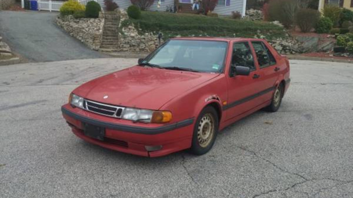 For $800, This 1994 Saab 9000 Aero Will Let You Live