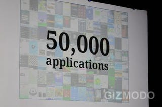 Illustration for article titled Android Now Has 50,000 Applications