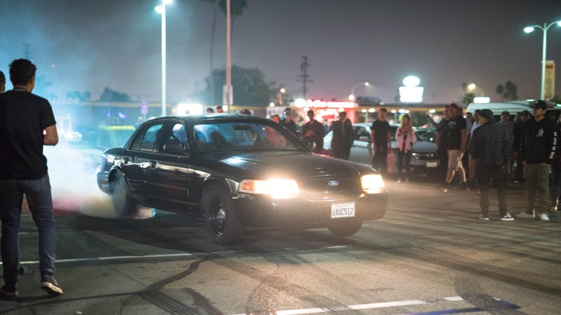 I Went To An Underground Car Meet In America And It Was Ridiculous - Car meet