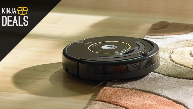 Illustration for article titled Tax Refund On The Way? Here Are Some Roomba Deals!