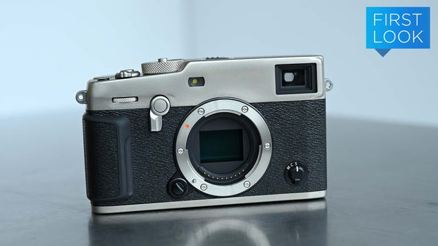 The Fujifilm X-Pro3 Is a Love Letter to Street Photography