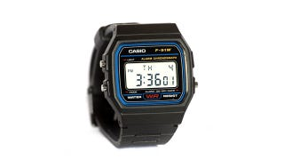 Illustration for article titled People Wearing This Casio Watch Might Be Terrorists