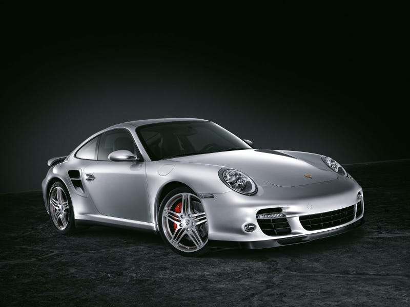Illustration for article titled So the 997 911 Turbo...