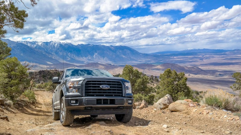 F150 Off Road >> Off Roading Above 10 000 Feet In The 2015 Ford F 150 Fx4