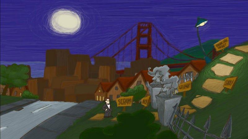 Illustration for article titled Tim Schafer: The Game: Part Deux