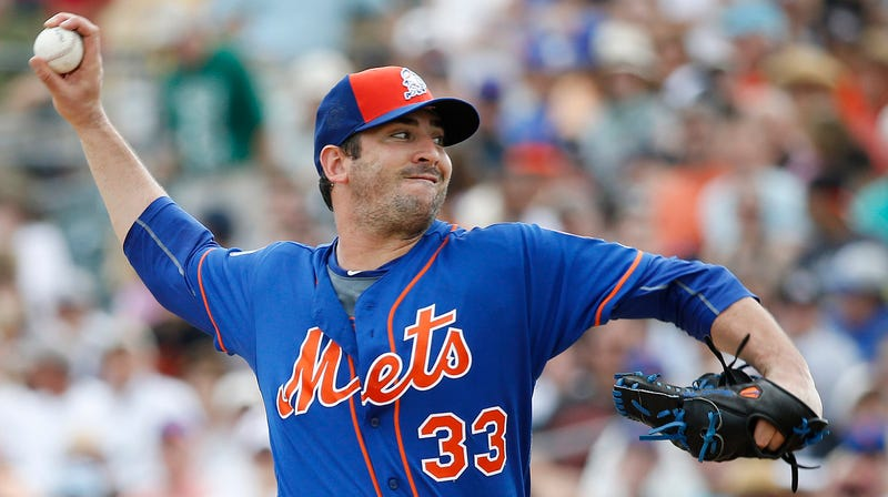 Illustration for article titled Matt Harvey Is Upset Everyone Made Fun Of His Bladder Infection