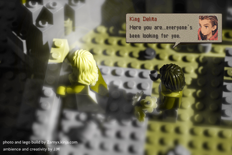 Illustration for article titled LEGO SHOT: The Moment Before