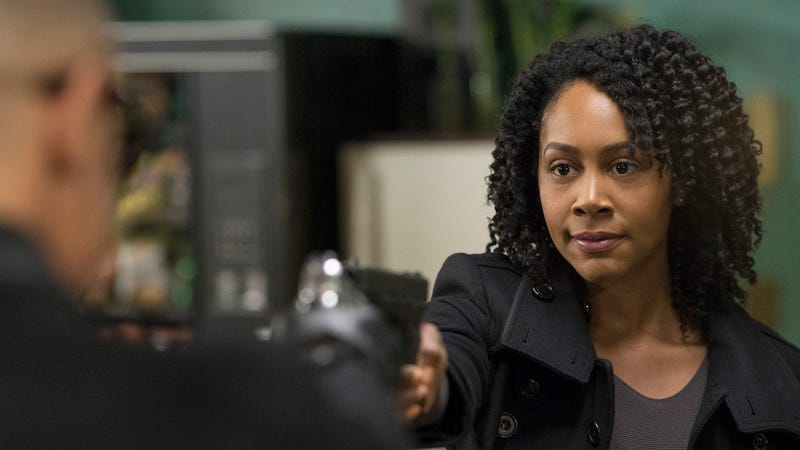 LUKE CAGE Season 2 Photo Reveals Misty Knight's New Robo Arm