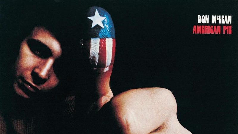 """Illustration for article titled Some dummy just paid $1.2 million for Don McLean's """"American Pie"""" lyrics"""