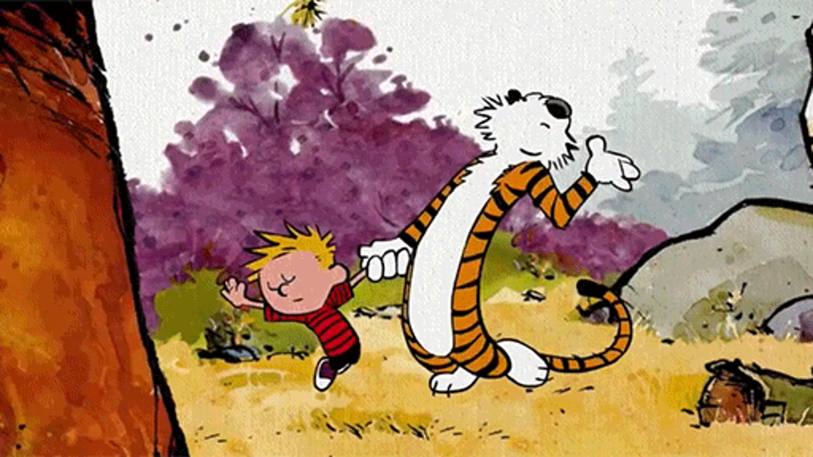What Makes Calvin and Hobbes So Special?